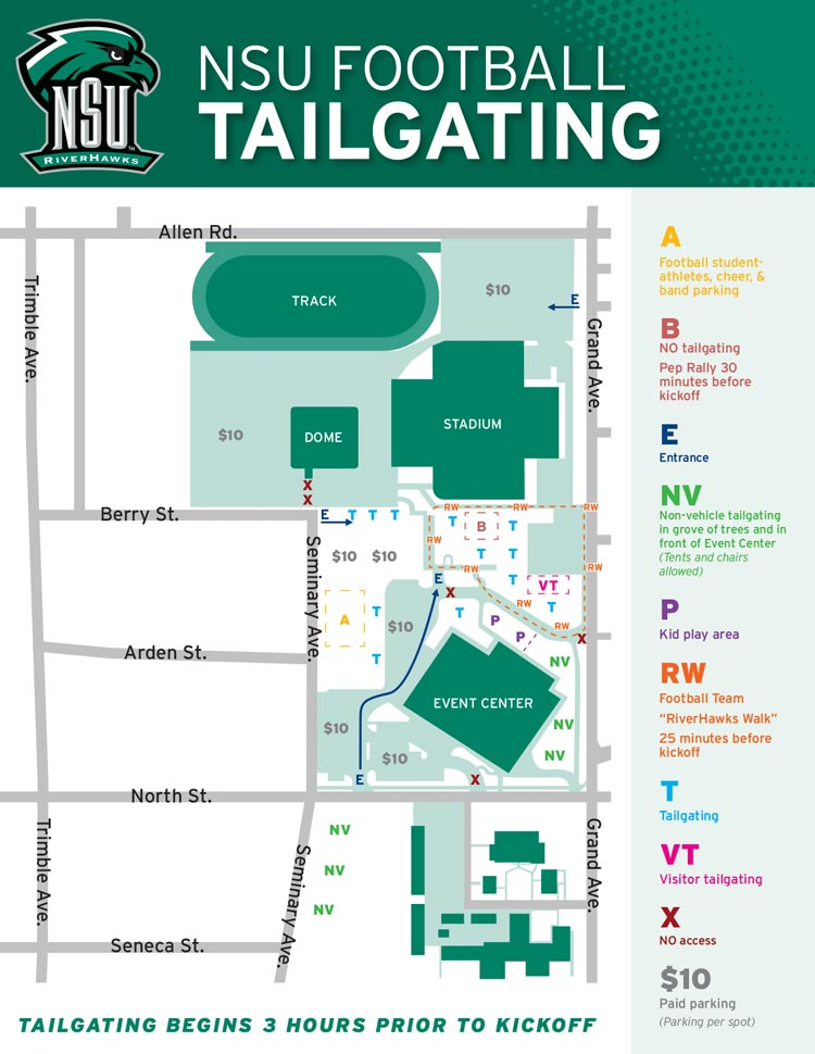 Nsu Tahlequah Campus Map.Tickets Northeastern State University Athletics